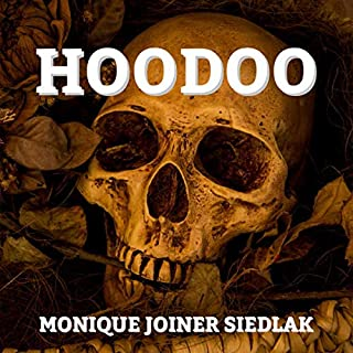 Hoodoo audiobook cover art