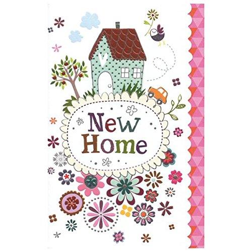 Susy Card 40009995 wenskaart voor verhuizing