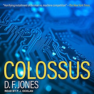 Colossus cover art