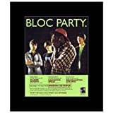 Music Ad World Mini-Poster, Motiv Bloc Party - UK Tour