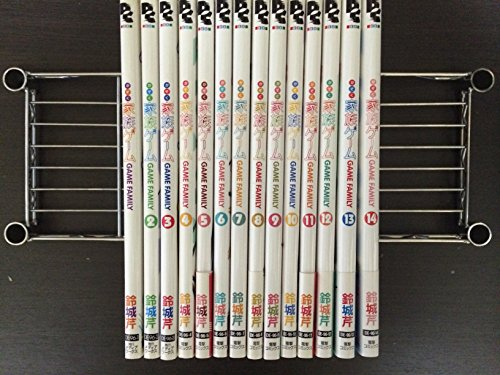 電撃4コマコレクション 家族ゲーム コミック 1-14巻セット (電撃コミックスEX)