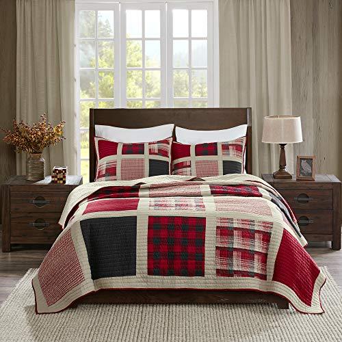 Woolrich Reversible Quilt Cabin Lifestyle Design