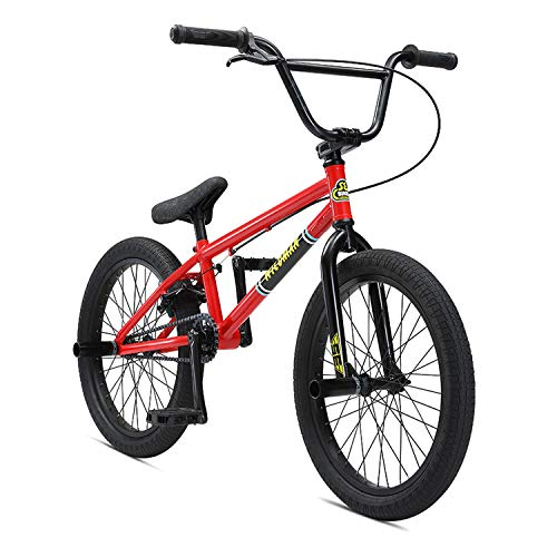SE Bikes Wildman 2019 BMX Rad - Red | rot | 19.5