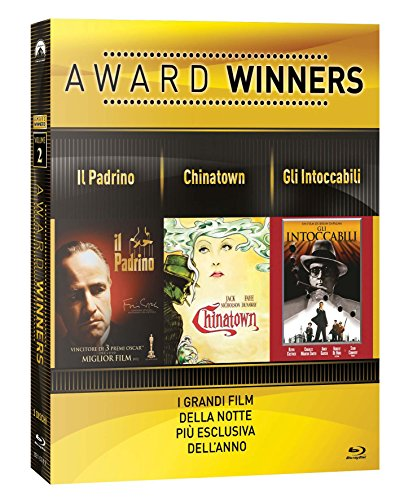 Oscar Collection 2 (Il Padrino, Chinatown, Gli Intoccabili)