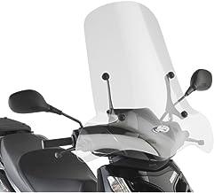 Parabrisas Coche Transparente 66x 67cm (H x l) Fijaciones Excepto Kappa 134A Aprilia sportcity One 50–125(08> 13) Aprilia sportcity Cube 125–200–300(08> 13)