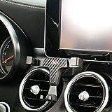 Beerte Support de téléphone de Voiture pour Mercedes Classe C 2015-2018, Compatible avec...