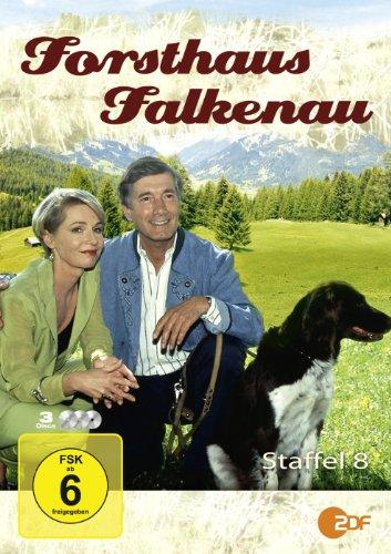 Forsthaus Falkenau - Staffel 8 (3 DVDs)