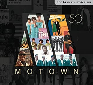 Playlist Plus - Motown 50