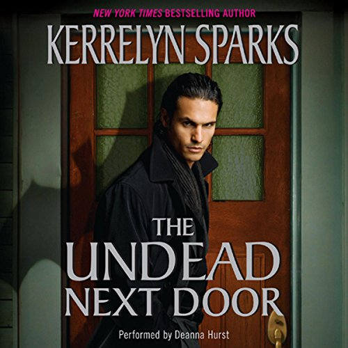The Undead Next Door audiobook cover art