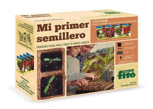 Kit de iniciación al huerto