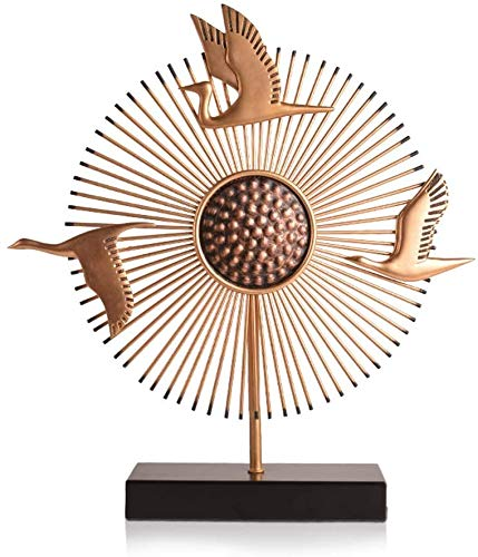 HEWEI Chinese vakmanschap decoraties sculptuur ornamenten creatieve woonkamer TV meubels hoek meerdere moderne minimalistische meubels (grootte: 45 x 11 x 55 cm)