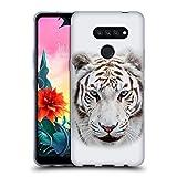 Official Catspaws Tiger Tiger Animals 2 Soft Gel Case