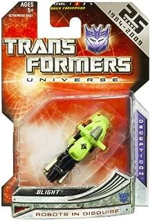 Transformers Universe Mini-con 25th Anniversary BLIGHT (motorcycle robot)