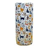 18'Gatto Amanti degli Animali in Ceramica Portaombrelli