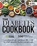 [1580406807] [9781580406802] The Diabetes Cookbook: 300 Healthy Recipes for Living Powered by the Diabetes Food Hub 1st Edition-Hardcover