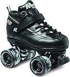 Rock GT-50 Roller Skate Package - Black sz Mens 7 / Ladies 8