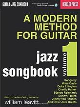 MODERN METHOD FOR GUITAR - JAZ: 1 (Guitar Method)