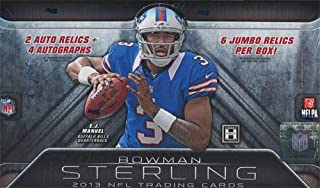 Best 2013 bowman sterling hobby box Reviews