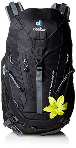 Deuter ACT Trail 22 SL Wander-Rucksack 3440015-7000 Black - 22 Liter