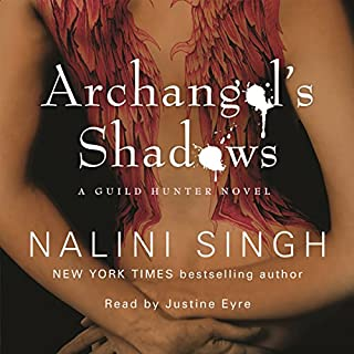 Archangel's Shadows cover art