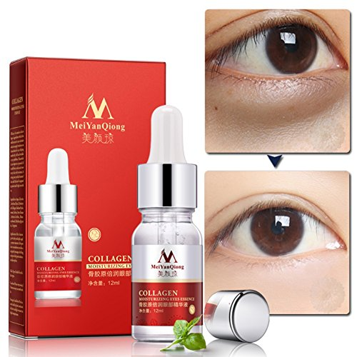 Collagen Moisturizing Eye Essence Rejuvenating Anti Wrinkle Anti Aging Remove Dark Circles Eyes Serum