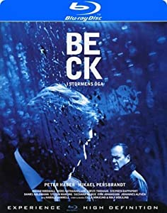 Beck 25 - In the Eye of the Storm (I stormens öga) Bluray