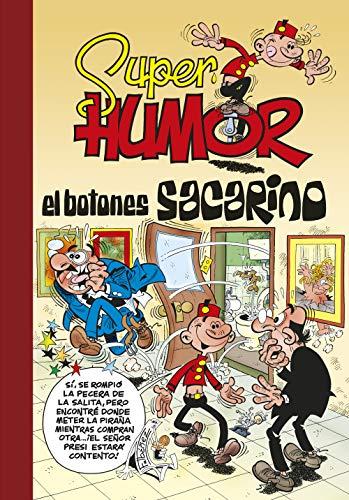 El Botones Sacarino (Súper Humor Mortadelo 45)