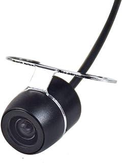 1円玉より小さい超小型 小人国カメラ発行中 バックカメラ 超小型 小型カメラ 正像 鏡像 リアカメラ フロントカメラ 広角170° 防水IP67 RCA接続 バック連動 DC12V 1年保証 日本語説明書付き