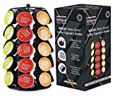 EVER RICH ® Dolce Gusto Coffee POD Rotating Holder/Stand (32-40 Capsule Capacity) (1-35)