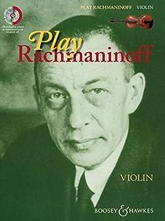 Play Rachmaninoff: Violin and Piano