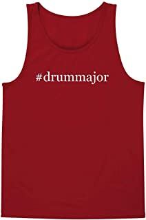 The Town Butler #DrumMajor - A Soft & Comfortable Hashtag Men`s Tank Top