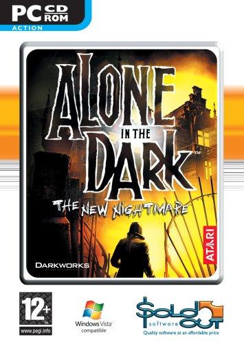 Alone In The Dark - The New Nightmare (PC DVD) [Importación inglesa]