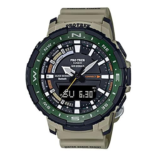 Orologio Smartwatch Casio Pro-Trek PRT-B70-5ER cinturino resina