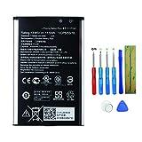 Swark C11P1501 Batterie compatible avec Asus ZenFone2 Laser selfie ZE550KL ZE601KL avec outils