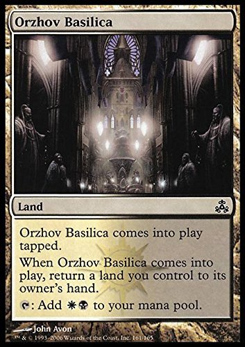 Magic: the Gathering - Orzhov Basilica - Guildpact - Foil