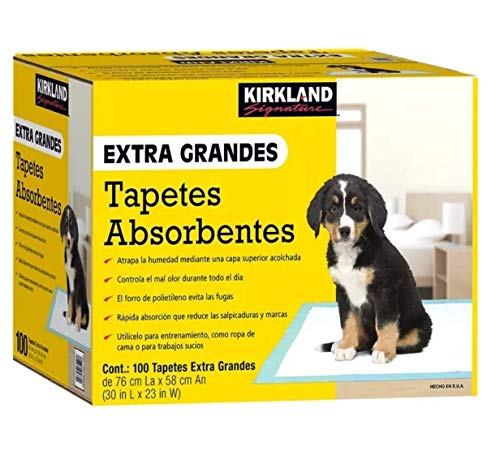 tapetes absorbentes para perros fabricante Kirklan