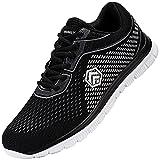 DYKHMILY Impermeable Zapatillas de Seguridad Anti-punción Ligeras Zapatos de Seguridad Trabajo...