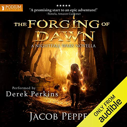 The Forging of Dawn cover art