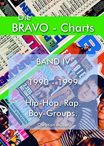 BRAVO Charts Band IV 1990-1999: Hip-Hop. Rap. Boy-Groups. (Die BRAVO-Charts: Alle BRAVO Musikboxen 1956 - 1999)