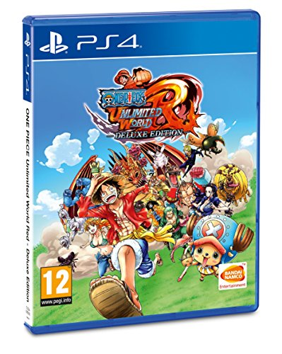 One Piece Unlimited World Red Deluxe Edition - Special - PlayStation 4