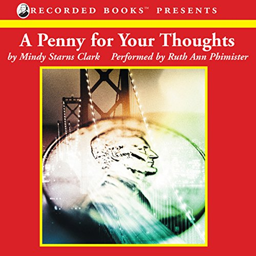 A Penny for Your Thoughts audiobook cover art