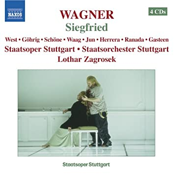 Wagner, R.: Siegfried (Ring Cycle 3)
