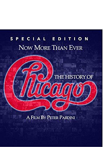 Now More Than Ever: The History Of Chicago [Edizione: Stati Uniti] [Italia] [Blu-ray]