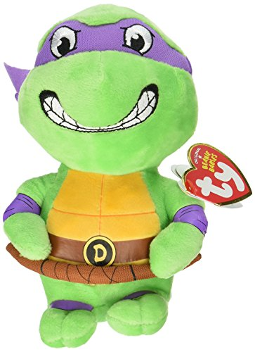 Ty Teenage Mutant Ninja Turtles Donatello Mask, Purple, Regular