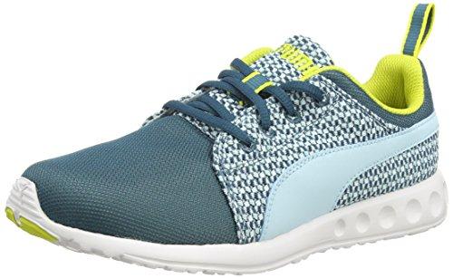 Puma Carson Runner Knit Wn's - zapatillas de running de material sintético...