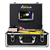 Sewer Inspection Camera Waterproof Ip68 65ft Plumbing Pipe Snake Cam Duct HVAC...