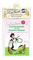 Amelia Bedelia and the Surprise Shower Book and CD (I Can Read Level 2)