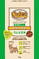 ナチュラルチョイス ラム&玄米 超小型犬~小型犬用 成犬用 3kg×2個セット