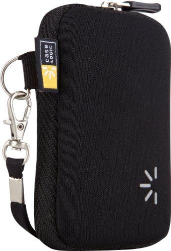 Hülle Logic UNZB202K Neoprene Pocket S Kameratasche (mit Handgelenksschlaufe) schwarz