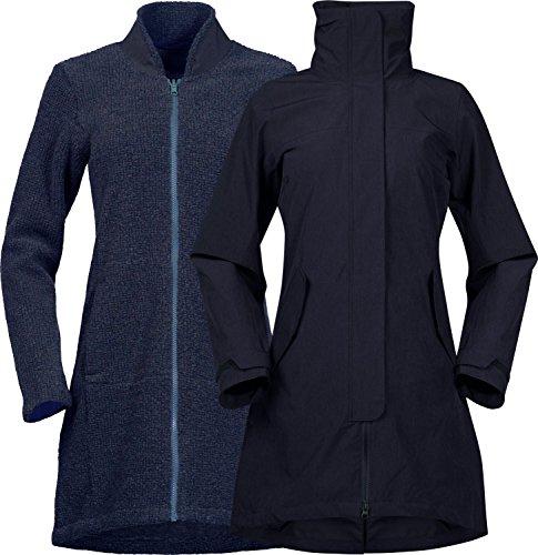 Bergans Oslo 3in1 Coat Women - Wintermantel/Doppelmantel